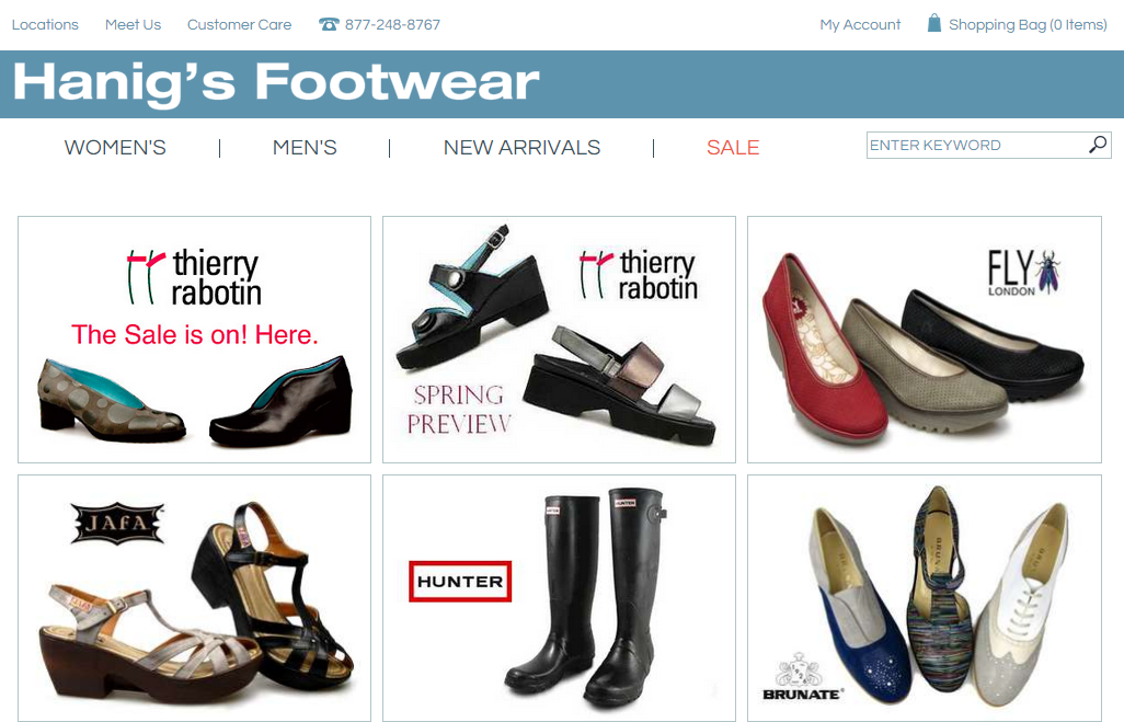 5269f804c14 Hanigs Footwear Offers Mens and Womens Shoes Online